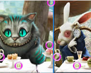 Alice in wonderland similarities j�t�k