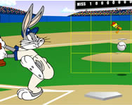 Bugs Bunny home run derby nyuszis j�t�kok