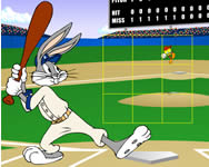 Bugs Bunny home run derby j�t�k